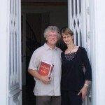 Steve & Judie Burman, Caves & Castles