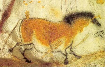 Chinese Horse, Lascaux, France