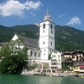 St. Wolfgang in the Salzkammergut