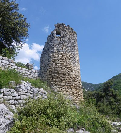 Watchtower - Fort de Buoux