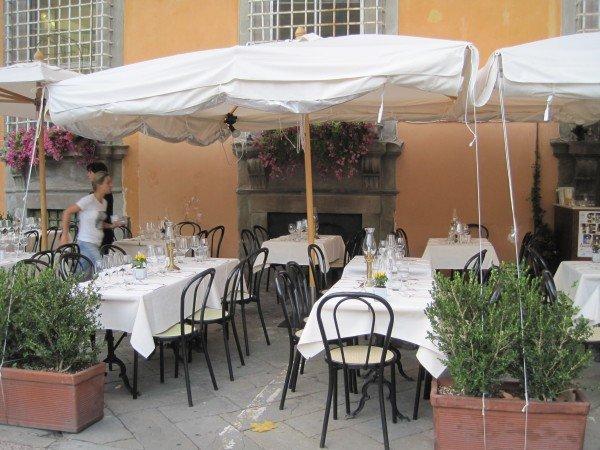 Ristorante Giglio, Lucca