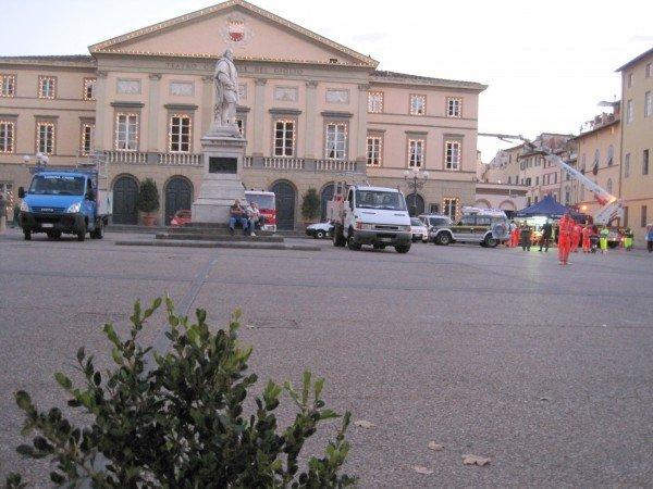 Teatro Giglio and Garibaldi