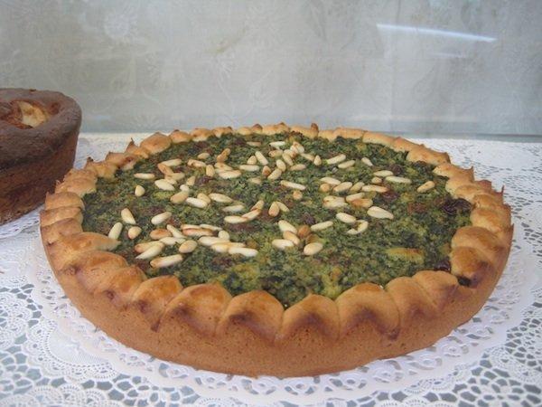 Torta di verdura lucchese