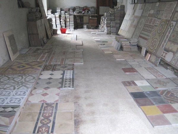 Tessieri showroom