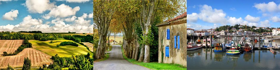 French Country Adventures