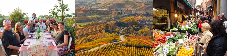 Bluone Food and Wine Tours in Italy