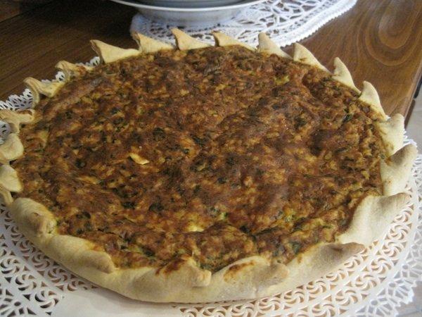 torta di pepe camaiore