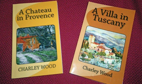 Books by Charley Wood