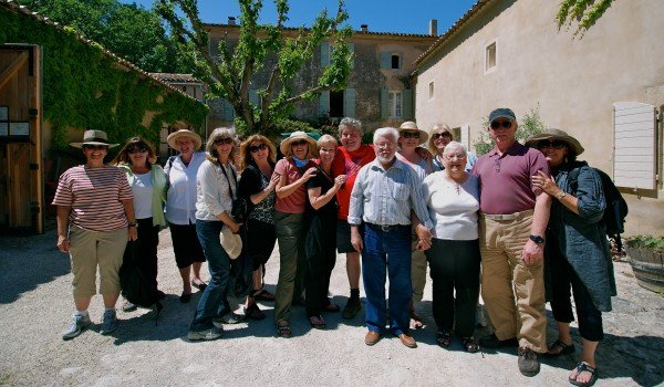 Luberon Experience at Domaine Faverot