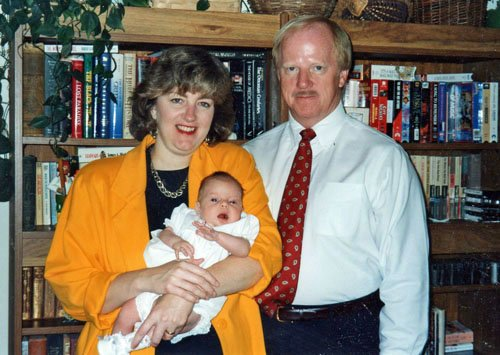 Wood family in 1993