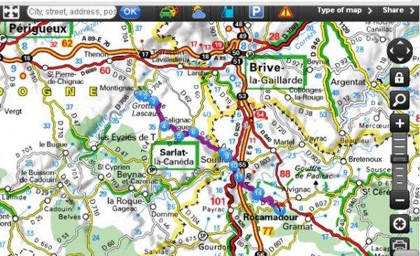 Montignac to Rocamadour