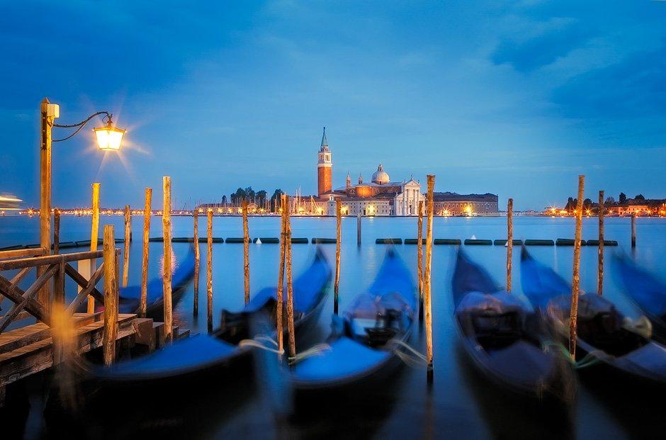 """San Marco Blue"", Venice, Italy"