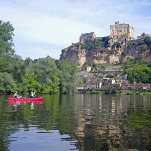 Beynac, on the Dordogne