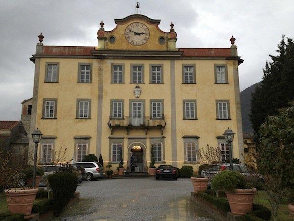 Restaurant at Villa Poschi