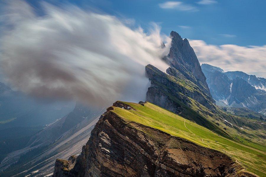 Gruppo Le Olde Range, Dolomites, Italy