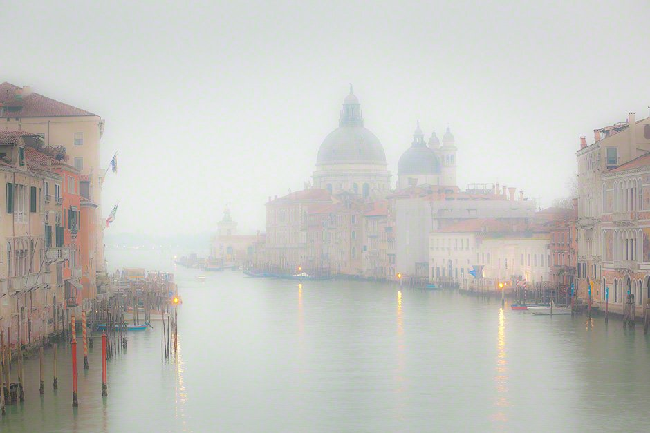 The Grand Canal from the Accademia Bridge, Venice