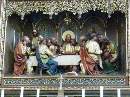 05271002 Last Supper