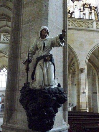 05271002 Statue of Miner