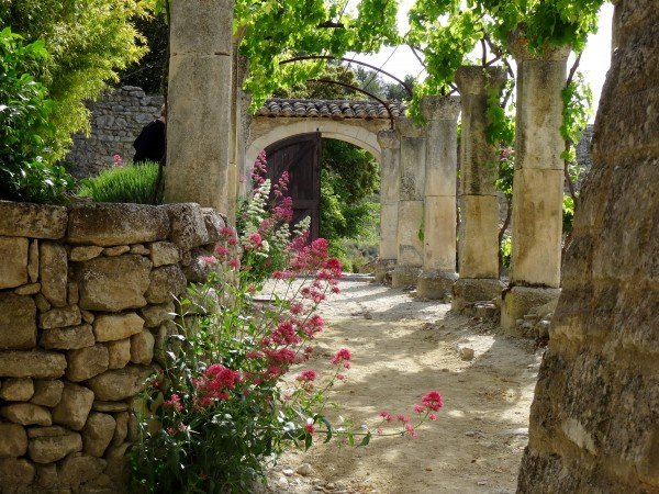 Wendy's photo of Abbaye St. Hilaire