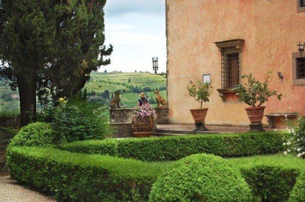 Vignamaggio by Gloria from Tennessee (The Chianti Experience)