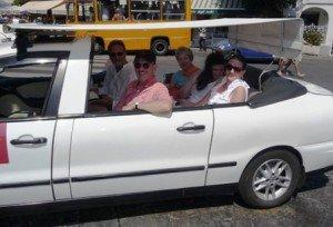 07061001 open air taxi