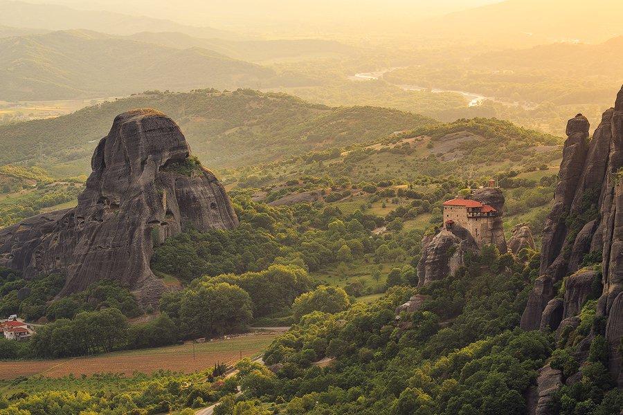 St. Nicholas Anapausas Monastery, Meteora