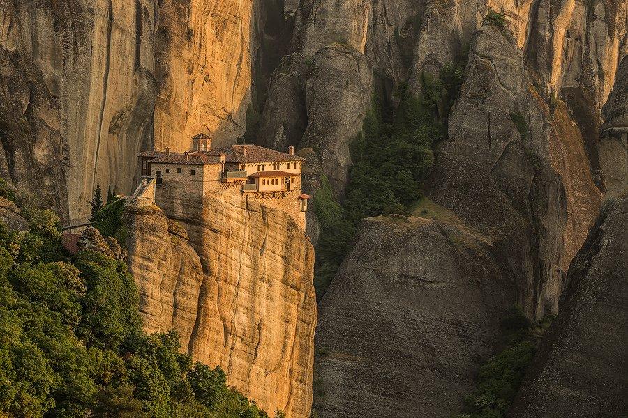 Rousanou Monastery, Meteora