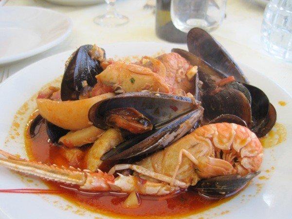 Cacciucco of Viareggio