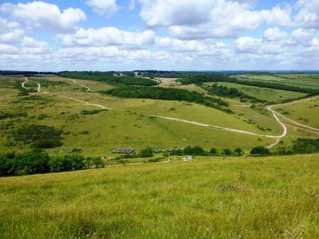 Lulworth ranges