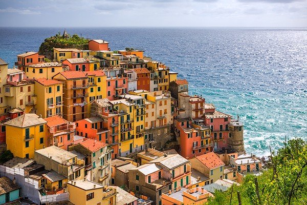 Manarola, Cinque Terre, Italy, Photography Travel Tours
