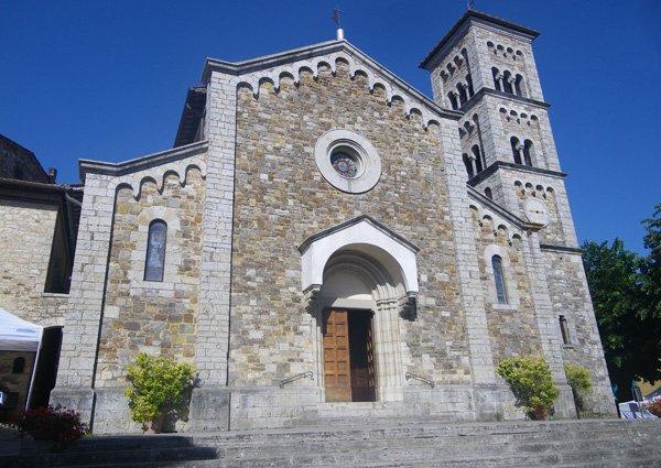 San Salvatore church