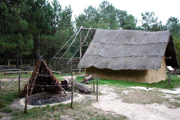 village hut recreation
