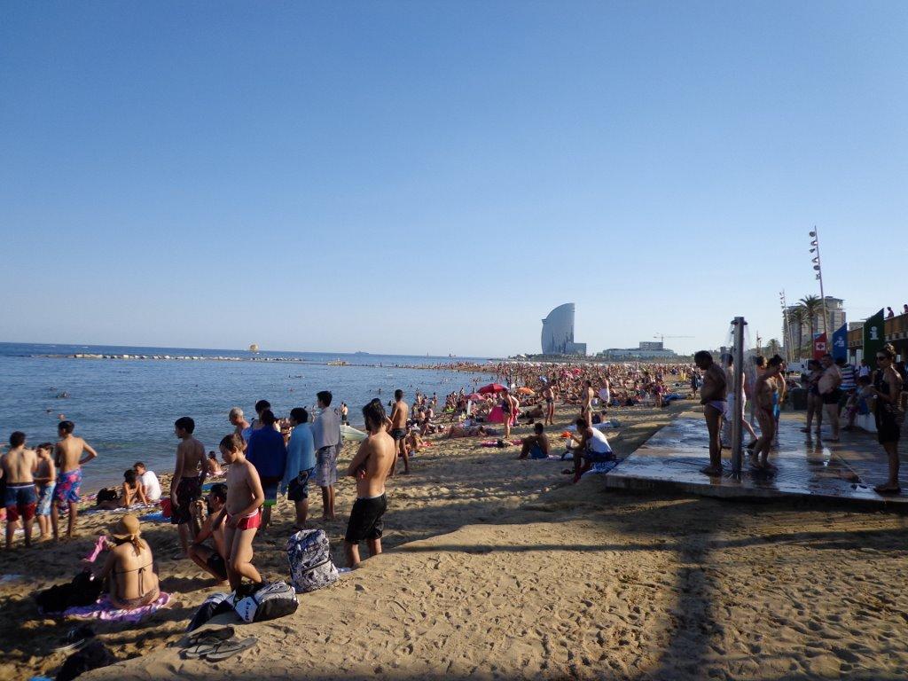 BeachQuayBarceloneta