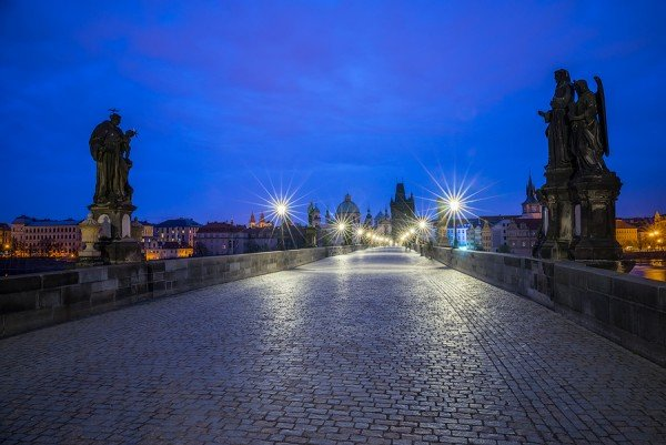 charles bridge,prague