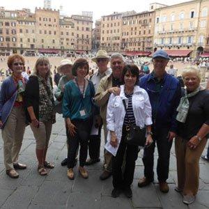 Antonella in Siena