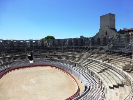 Roman, Amphitheatre, Arles