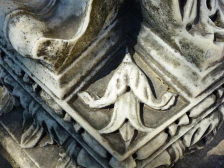 Arles, Roman, carving
