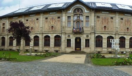 Limoges, porcelain, Limoges Museum