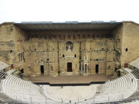 Ropman, theatre, Orange