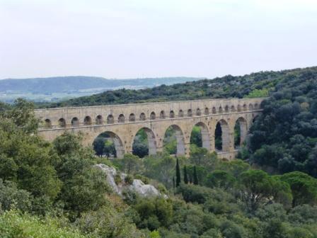 Pont du Gard, Roman, Aqueduct