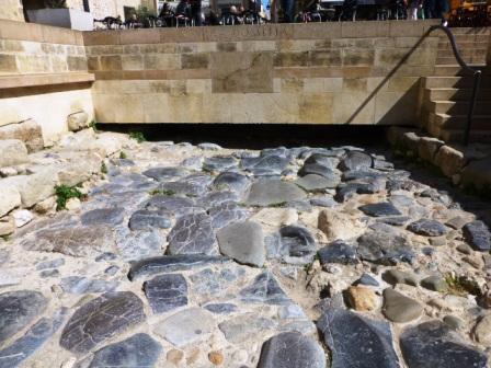 Roman Road, Via Domitia, Narbonne