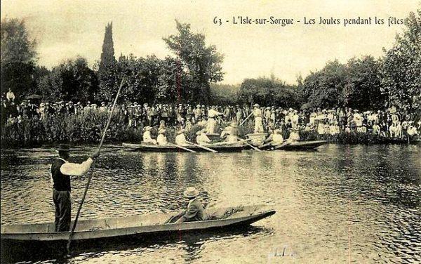 2 Sepia postcard