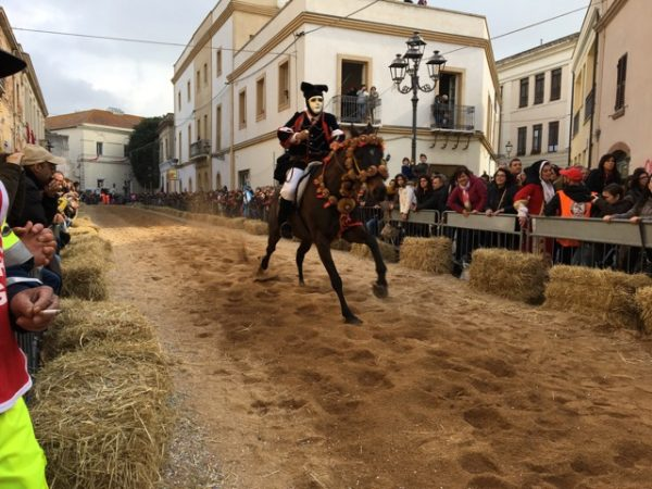 Horseman at Sa Sartiglia