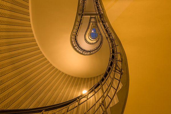Prague Stairwell 2