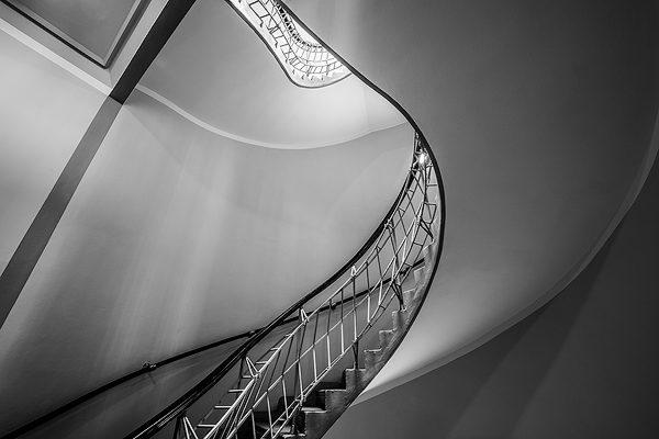 Prague Stairwell 3
