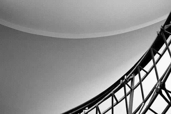 Prague Stairwell 5