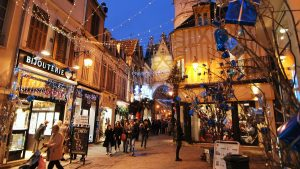 Christmas in Auxerre