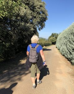 Walking in the Luberon