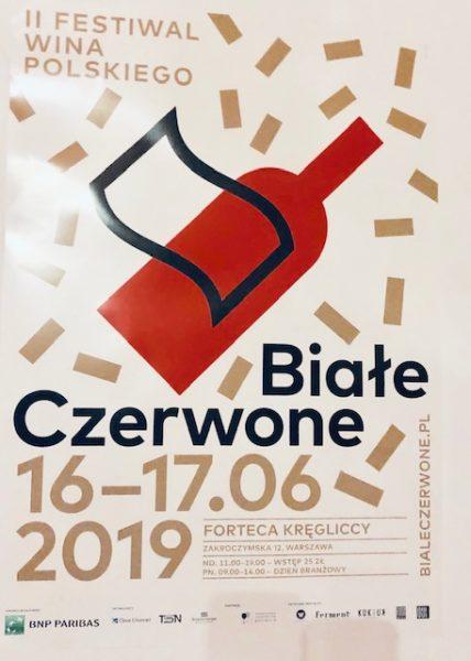 2019 Biale Czerwone Polish Wine Festival in Warsaw, Poland