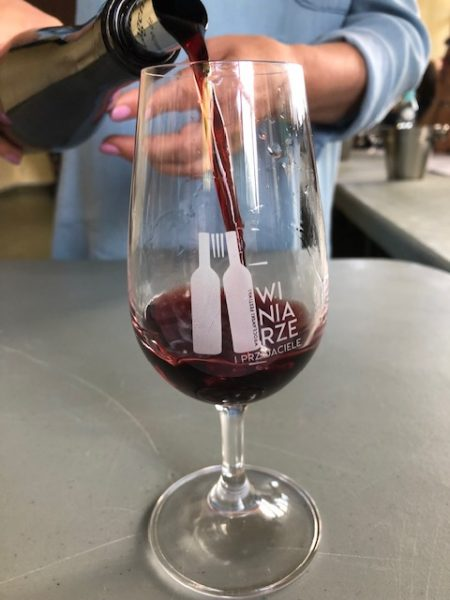 2019 Winiarze i Przyjaciele Wine Festival in Wroclaw, Lower Silesia region of Poland